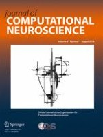 Journal of Computational Neuroscience 1/2016