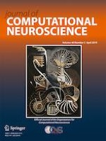 Journal of Computational Neuroscience 2/2019