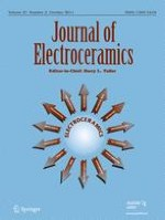 Journal of Electroceramics 2/2011