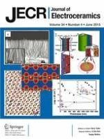 Journal of Electroceramics 4/2015