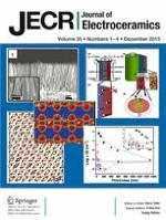 Journal of Electroceramics 1-4/2015