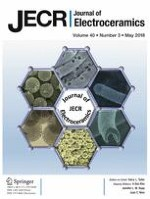 Journal of Electroceramics 3/2018