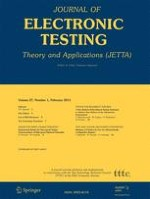 Journal of Electronic Testing 1/2011
