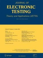 Journal of Electronic Testing 5/2011