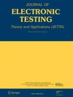 Journal of Electronic Testing 2/2013