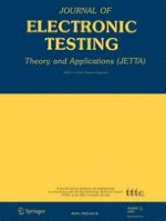 Journal of Electronic Testing 4/2013