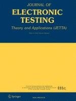 Journal of Electronic Testing 5-6/2015