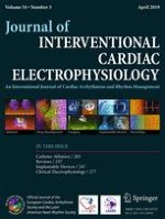 Journal of Interventional Cardiac Electrophysiology 3/2004