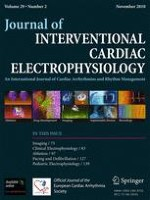Journal of Interventional Cardiac Electrophysiology 2/2010