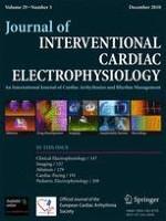 Journal of Interventional Cardiac Electrophysiology 3/2010