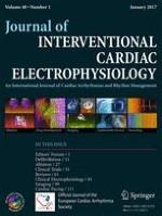Journal of Interventional Cardiac Electrophysiology 1/2017