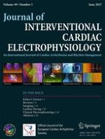 Journal of Interventional Cardiac Electrophysiology 1/2017