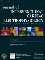 Journal of Interventional Cardiac Electrophysiology 2/2017