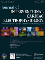 Journal of Interventional Cardiac Electrophysiology 3/2017