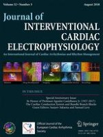 Journal of Interventional Cardiac Electrophysiology 3/2018