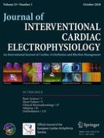 Journal of Interventional Cardiac Electrophysiology 1/2018