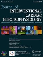 Journal of Interventional Cardiac Electrophysiology 3/2018