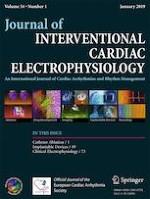 Journal of Interventional Cardiac Electrophysiology 1/2019