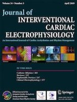 Journal of Interventional Cardiac Electrophysiology 3/2019
