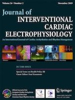 Journal of Interventional Cardiac Electrophysiology 2/2019