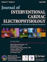 Journal of Interventional Cardiac Electrophysiology 3/2020