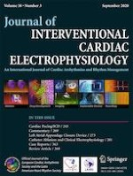 Journal of Interventional Cardiac Electrophysiology 3/2020