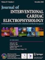 Journal of Interventional Cardiac Electrophysiology 2/2020