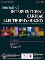 Journal of Interventional Cardiac Electrophysiology 1/2021