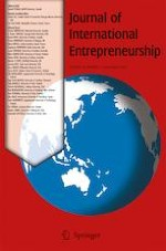 Journal of International Entrepreneurship 3/2020