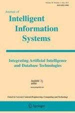 Journal of Intelligent Information Systems 2-3/2002