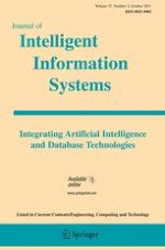 Journal of Intelligent Information Systems 2/2011