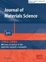 Journal of Materials Science 18/2006