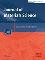 Journal of Materials Science 23/2007