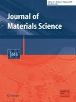 Journal of Materials Science 3/2007