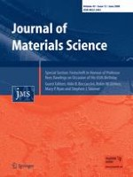 Journal of Materials Science 12/2008