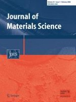 Journal of Materials Science 3/2008