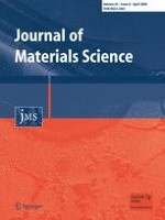 Journal of Materials Science 8/2008