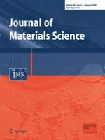 Journal of Materials Science 1/2009