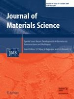 Journal of Materials Science 19/2009
