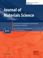 Journal of Materials Science 12/2011