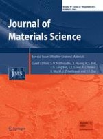 Journal of Materials Science 22/2012