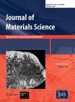Journal of Materials Science 13/2013