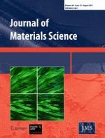 Journal of Materials Science 15/2013
