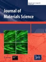 Journal of Materials Science 16/2013