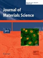 Journal of Materials Science 5/2013