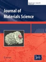 Journal of Materials Science 1/2015