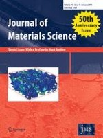 Journal of Materials Science 1/2016