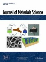 Journal of Materials Science 12/2018