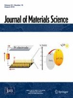 Journal of Materials Science 15/2018