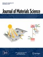 Journal of Materials Science 24/2018